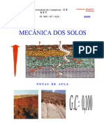 Apostila de Mecanica Dos Solos -2005
