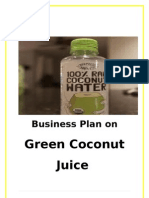 Business Plan for a new product