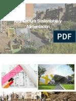 Arquitectura Sustentable y Alimentación