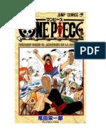 Tomo 1 One Piece