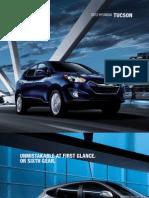 Hyundai US Tucson 2012