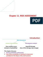 Chapter 11 Risk Assessment