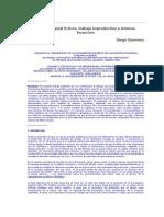 GUERRERO, Diego - Dinero, Capital Ficticio, Trabajo Improductivo y Sistema Financiero