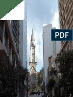 Igreja da Consolação São Paulo Brasil 2013