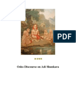 Osho Discourse on Adi Shankara
