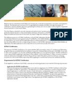 ECFMG Certification Fact Sheet