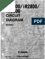 Circuit Diagram ir2200