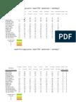 Jupiler Pro League Prono depot FSN - speelronde 2 - speeldagen 6-10