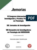Psicologia Clinica Psicopatologia