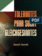 TOLERANTES PAAR
