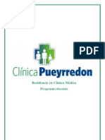 Programa Clinica Medica
