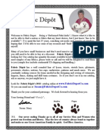 Fabric Depot Catalog 2013