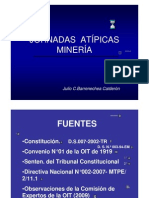 JORNADA ATIPICA MINERIA