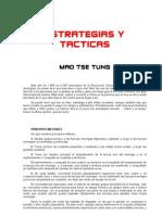 MAO TSE TUNG - Estrategias y Tácticas