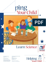 Helping Your Child Learn Science - US Dept. of Education