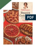 Betty Crocker's Bisquick Cook Book.  1956