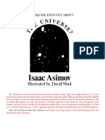 How Did We Find Out About the Universe - Isaac Asimov