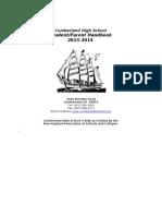student parent handbook 13-14 2