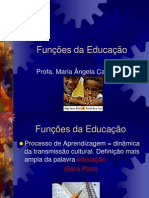 _Funções DA EDUCAÇÃO