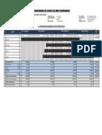 Cronograma Alto Peru - Programado