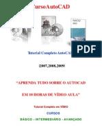 Tutorial AutoCAD Em Video