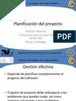 1.2.1 Planificación del proyecto