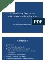 1.Prevención y Control de Infecciones Intrahospitalarias