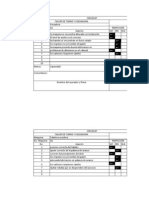 Checklist de Mtto Fresadoras...