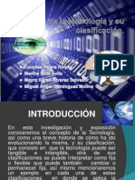 7A_1_Concepto de Tecnologia y Su Clasificacion