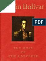 Bolivar, Hope of the Universe (1983)