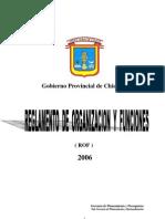 Mof Gp Chiclayo