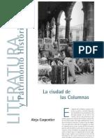 La Ciudad de Las Columnas