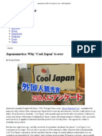 Japanamerica_ Why 'Cool Japan' is over » 3_AM Magazine