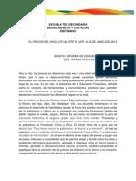 Informe Educ. Sec.