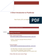 PostScript PeterFischer