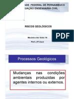 Riscos Geologicos