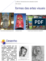As Diversas Manifestacoes Nas Artes Visuais - Copia