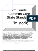 7th Grade Ccss Standards