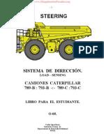 Manual Sistema Direccion Camiones Mineros Caterpillar