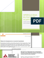 Hiperglicemia en Paciente Hospitalizado COMPLETO