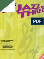 Jazz Play-Along Vol.31 - Jazz in Three