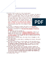 SriRamanaMaharshiKeyPoints Summary