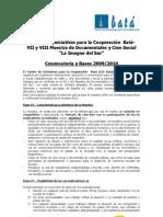 Convocatoria La Imagen Del Sur 2009-2010