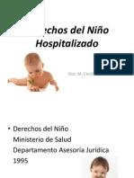 Derechos del niño hospitalizado.ppt