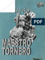 Maestro Tornero Curso CEAC JI
