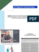 Entorno Del Comercio Internacional