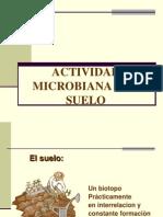 Microbiolog EDa Del Suelo