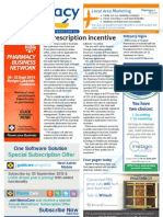 Pharmacy Daily for Mon 02 Sep 2013 - E-prescription initiative, MA seeks review input, Continued Dispensing starts, Corum invests in IT and much more