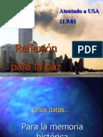 Reflexion Para La Paz