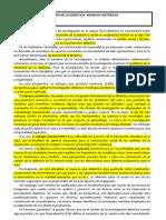 Resumen Angel Diaz Barriga - DID. AREAS
